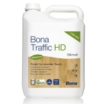 Паркетный лак Bona Traffic HD (Бона Трафик ХД) двухкомпонентный полу-матовый 5л